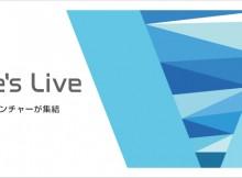 Venture's Liveバナー