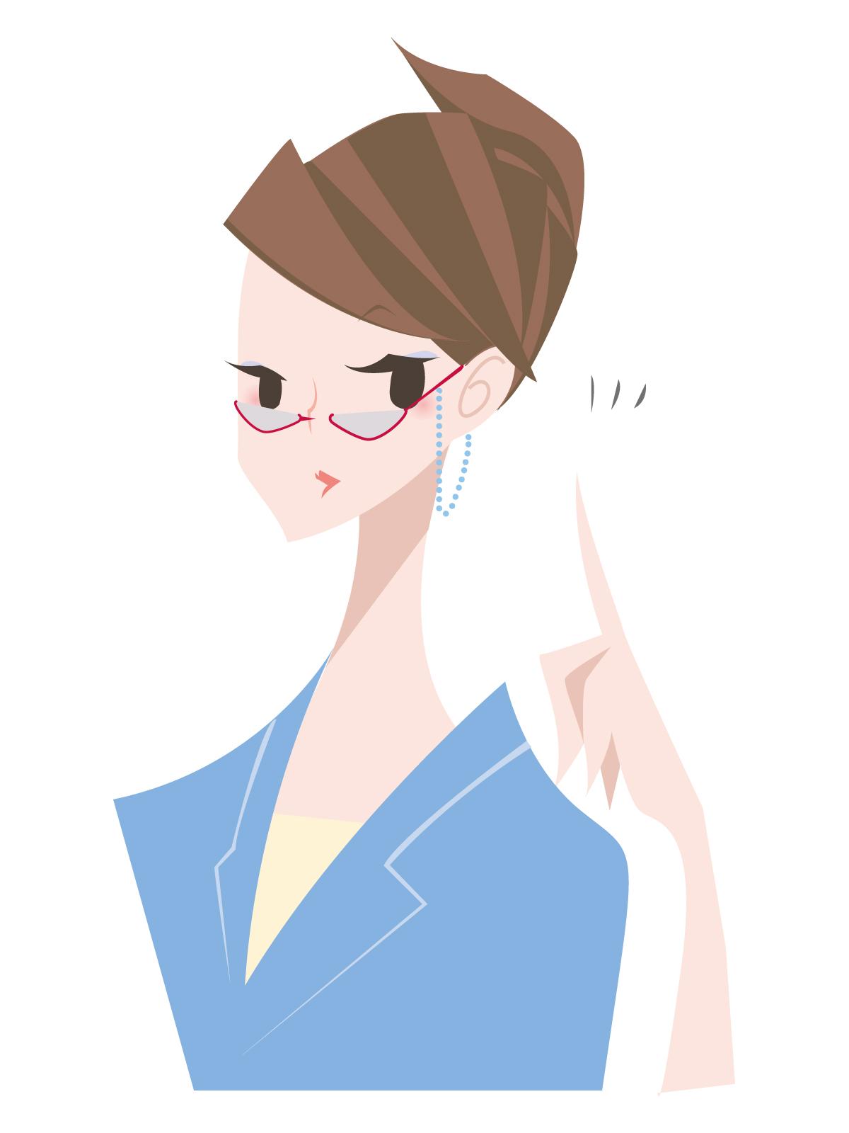 理想の秘書