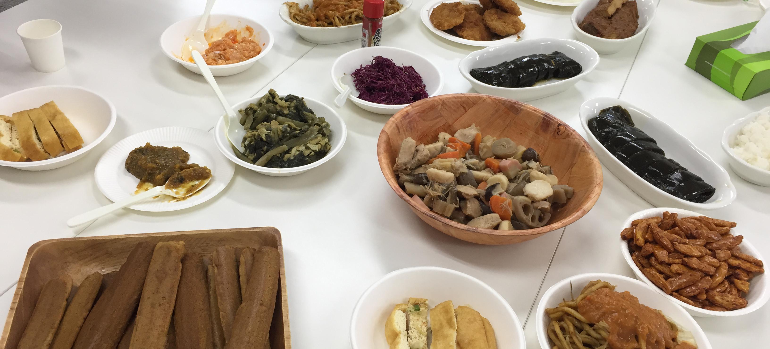新潟の食べ物